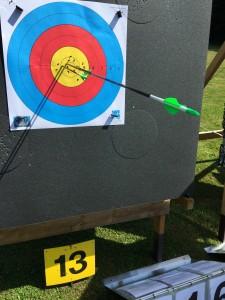 Robin Hood-Schuss im Finale